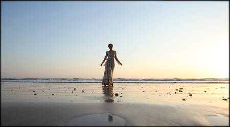 Juliette - plage by Renoux
