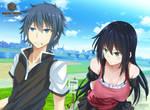 Ayumi and Eito