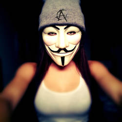 envying anonymity