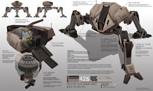(AEGIS 426) Walker Design