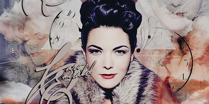 Caro Emerald by inmaginary