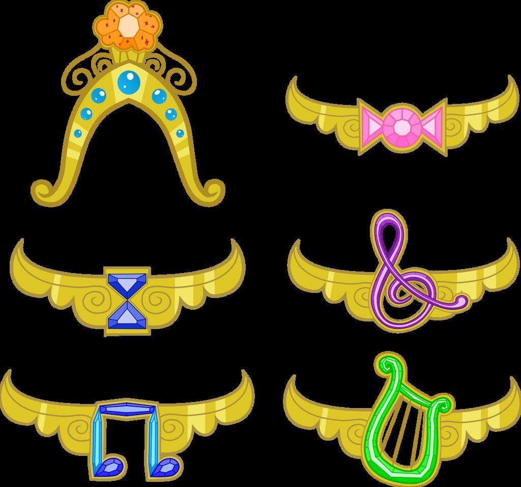Elements of Harmony: BG Mane Six Edition by jaybugjimmies