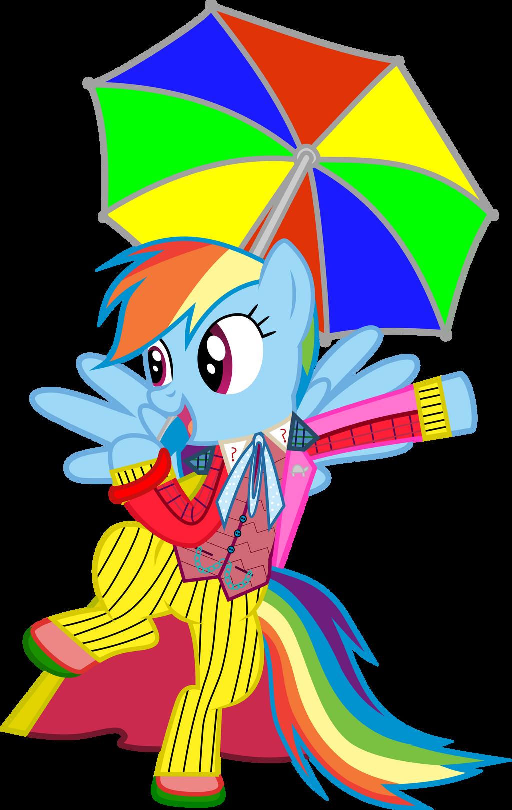 Rainbow Dash Always Dresses In Style By Jaybugjimmies On Deviantart