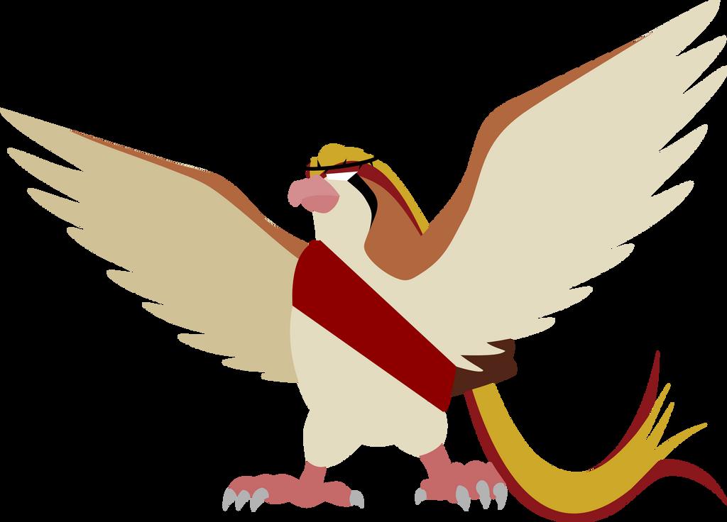 TPP Champions - Bird Jesus Messiah by jaybugjimmies
