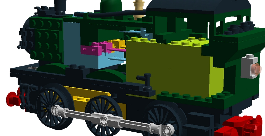 Gwr 5700 Class Motor System By South Fur On Deviantart