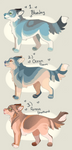 Quick Adopts (1/3 open) by whimbrellic