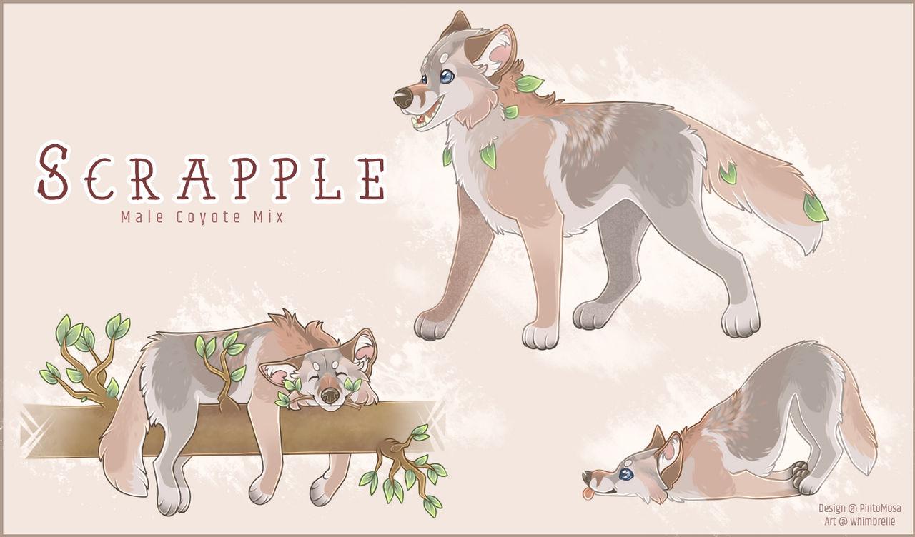 Scrapple (character sheet)