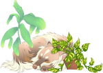 plant lady (personal art)