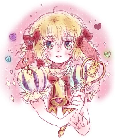 Fleta, the Lilliputian Princess by Chocolate-Domino
