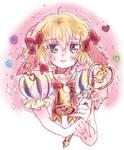 Fleta, the Lilliputian Princess
