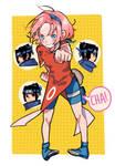 CHA! by Chocolate-Domino
