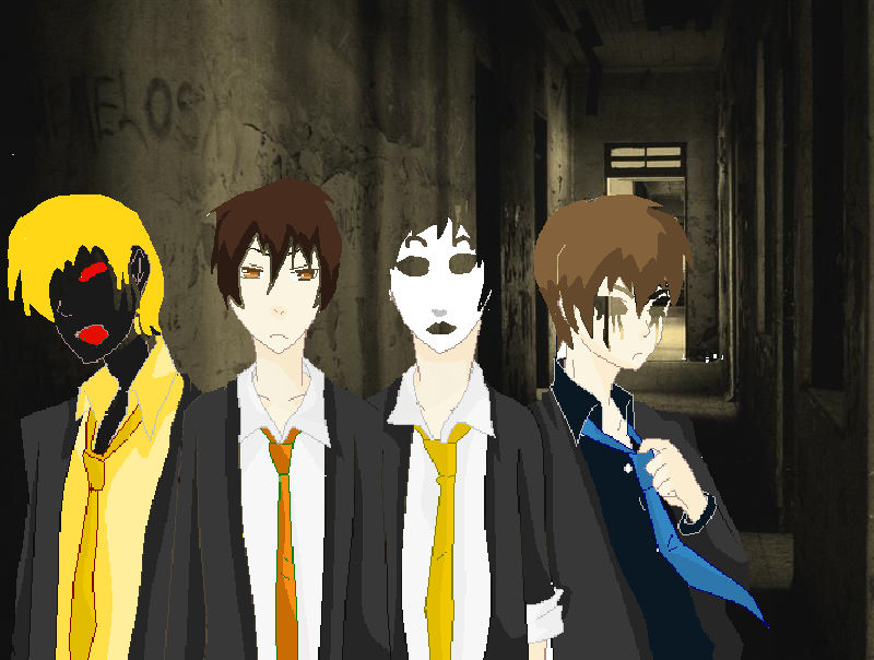 Creepypasta school by codehostclub