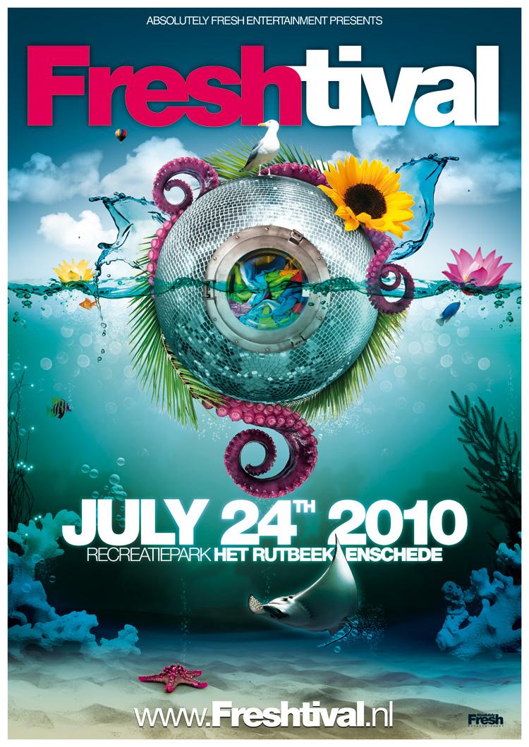 Freshtival 2010 by Fla4flav