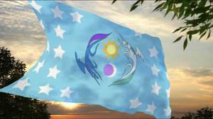 EQUESTRIA FLAG