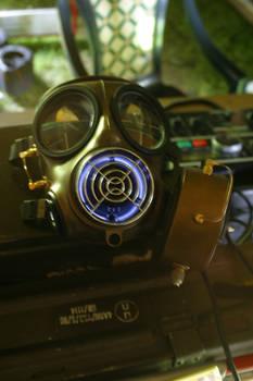 Steampunk Gasmask 1