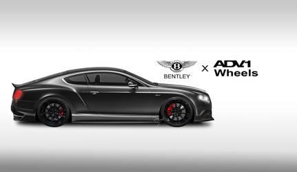 Bentley-Continental GT Speed