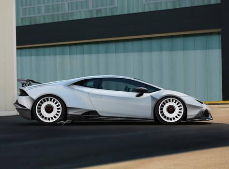 Lamborghini-Huracan LP610-4