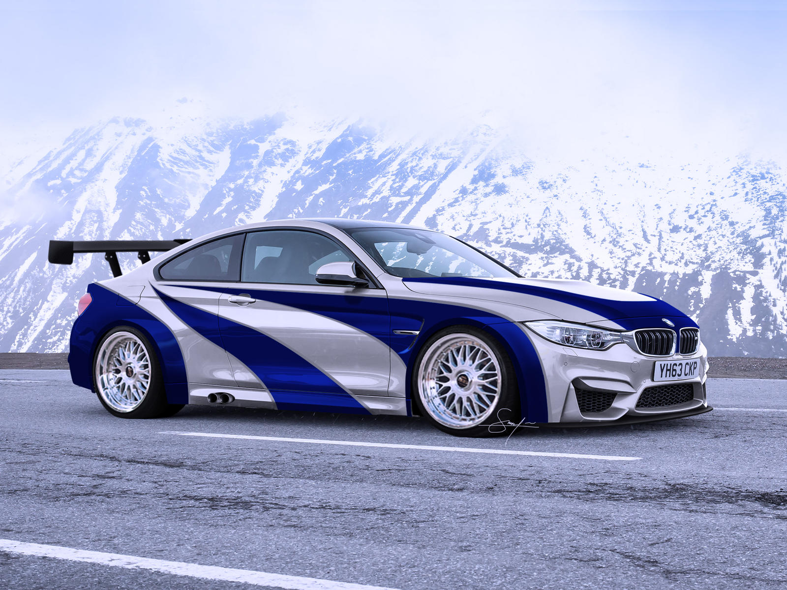 Bmw M4 Gtr NFS Most Wanted by CustDe on DeviantArt