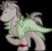 My Little 999: Ace by dragonsnouts