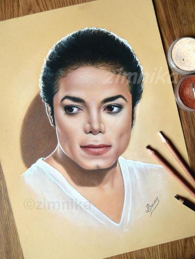 MJ by zimnika7