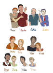 Lion King Characters HUMANS