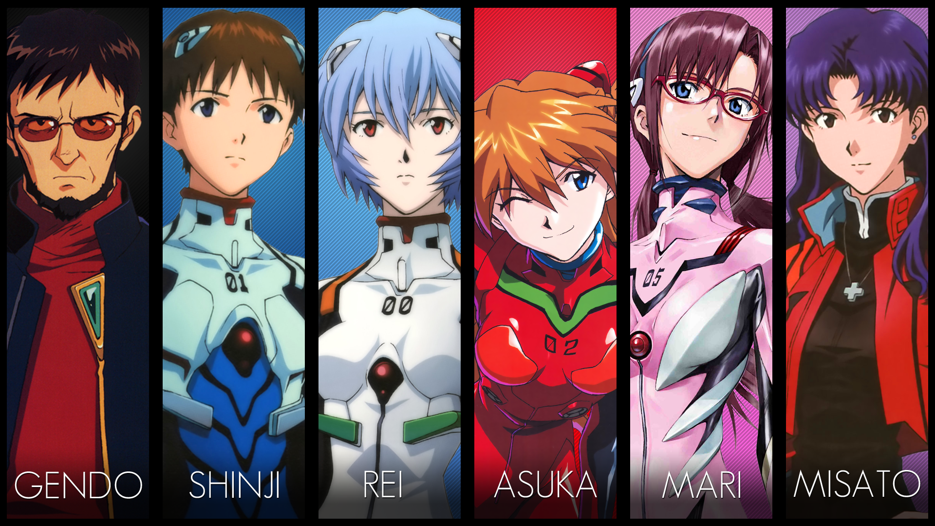 Evangelion 2 22 Wallpaper By Dosycool On Deviantart
