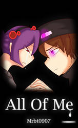 All of Me Book Cover by Mrbt0907