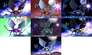 Alt Colors For Dragon Corrin in Smash