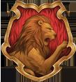Gryffindor House STAMP by CrystalLynnblud