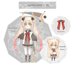 NIMMORRE ADOPTABLE 01 [OPEN AUTION]