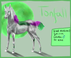 [RS] Tonfall by SpiritWindcaper