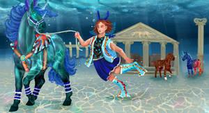 [A'AC] Atlantis by SpiritWindcaper
