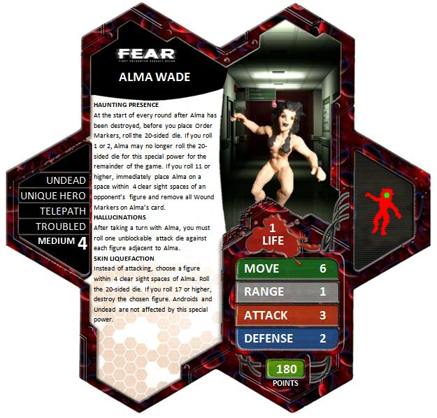 Recommend you fear alma wade rule 34