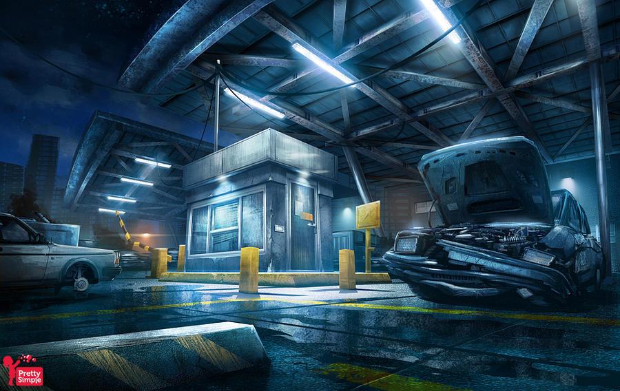 Parking Lot by Dedyone