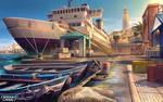 Morocco Docks