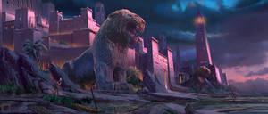Lion's City by Dedyone