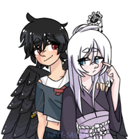 Owari and Kaishi by Navy-Sailor