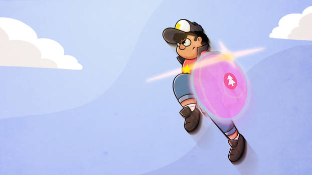 Steven Universe and Dipper Pines Fusion