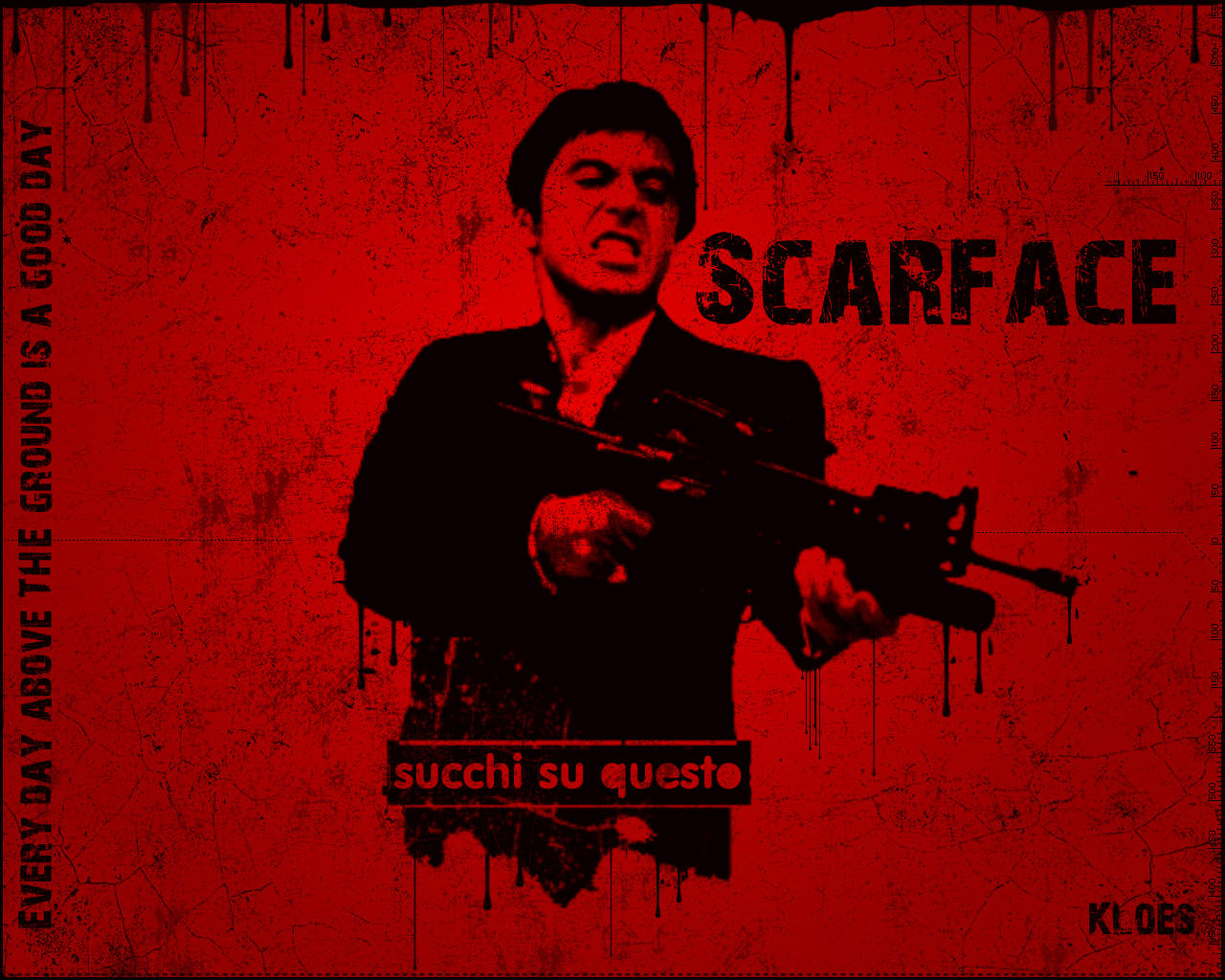 Scarface Wallpaper by Kloes on DeviantArt