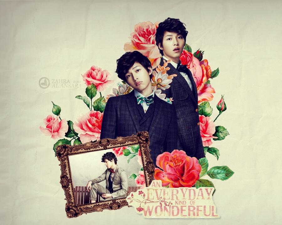 Song Joong-Ki by RoOZze