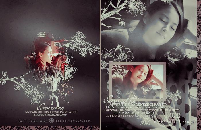 Someday x KARA's Gyuri by RoOZze