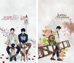 JYJ over flowers