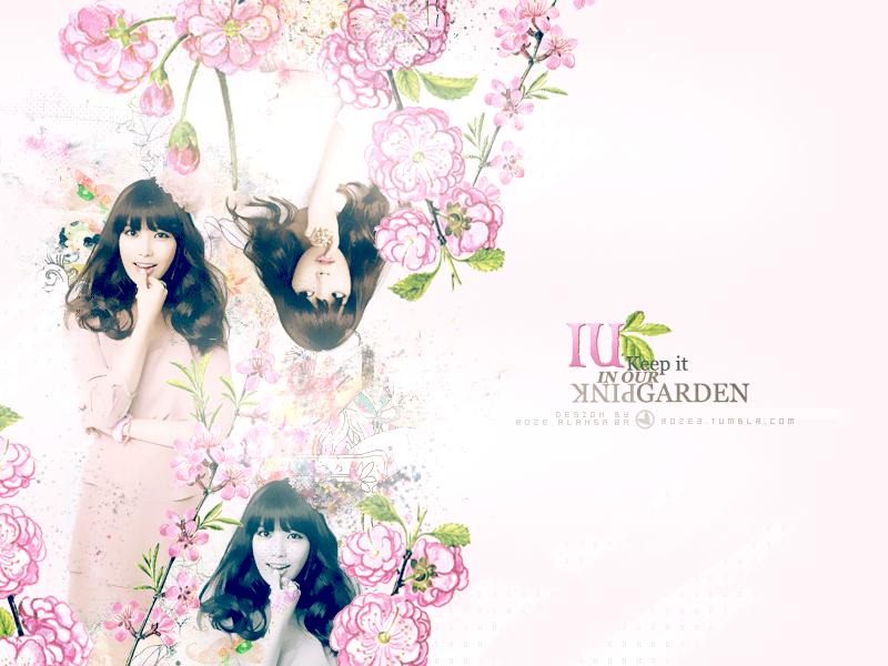 IU's garden by RoOZze