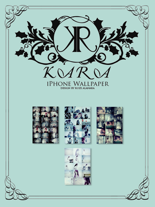 KARA's iPhone Wallpaper Collection [2] by RoOZze