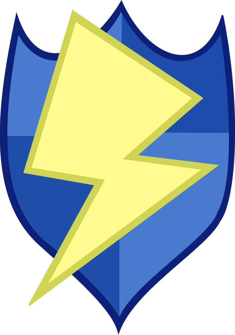 [COMPUTER] [VECTOR] Flash Sentry's cutie mark by TheAuzzieBrony