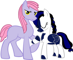 [MASTERED][VECTOR] Protecter Of The Blind by TheAuzzieBrony