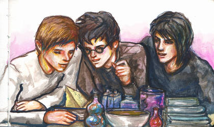 Marauders by Asterisks