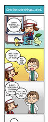 PKMN: cute things by twitchhhhh