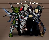AQW friendship by dragonboyryry