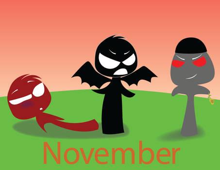 Luy-November